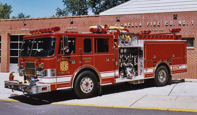 Engine 6912 Today